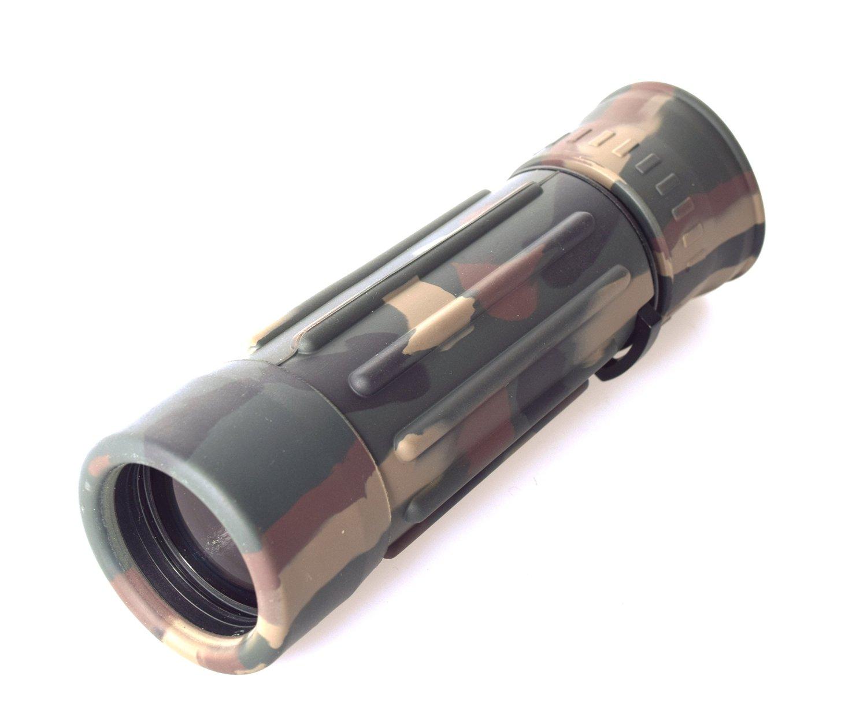 SIGHTRON 単眼鏡 ダハプリズム 7倍28mm口径 ミリタリー 100/100レティクル 日本製 TAC-M728 SIB63-0476