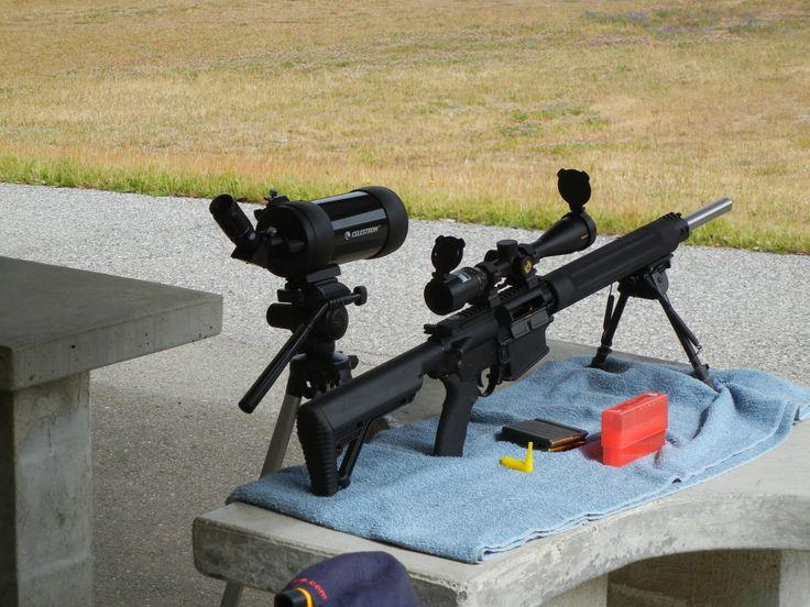 射撃用スポッティングスコープ(フィールドスコープ)