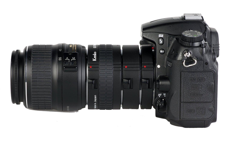 カメラ エクステンションチューブ