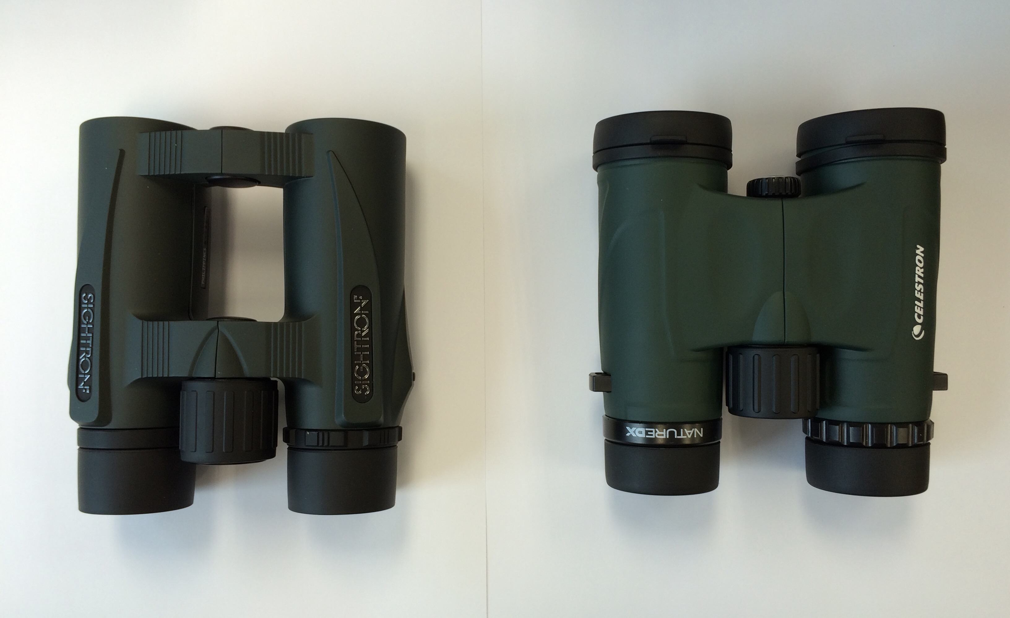 SⅡBL8X32 10X32 サイトロン双眼鏡
