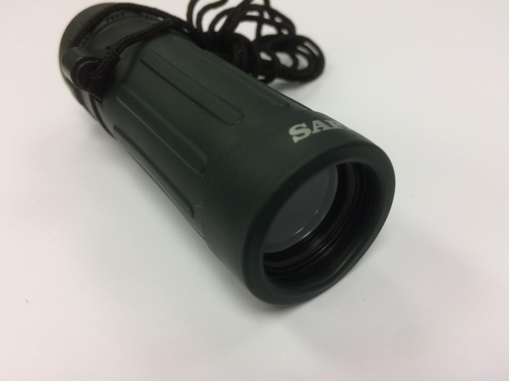 最安値のミリタリー(軍用)単眼鏡/双眼鏡・SAFARI SC821MR・ミル入り